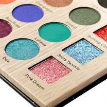 25 Colors Professional Shimmer Palette