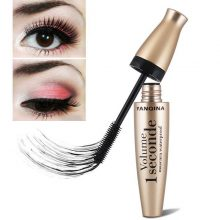 Curving Mascara with Silicone Brush