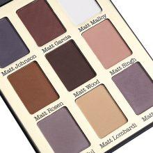 9 Colors Professional Matte Eyeshadows Set