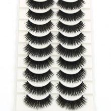 Eyelashes 10 Pairs