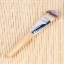 Professional Wood Synthetic Hair Makeup Brush