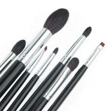 Black Make Up Brushes Set